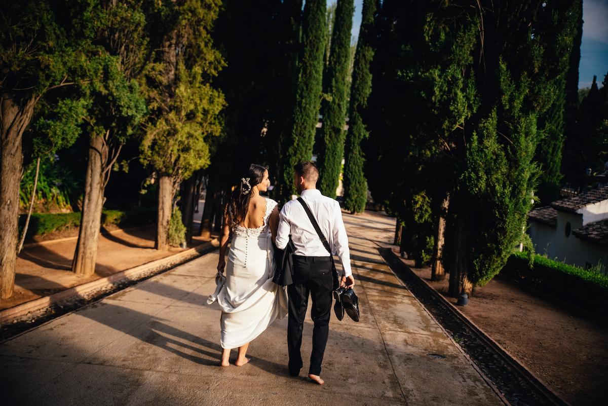 Casarse en  España sin nacionalidad